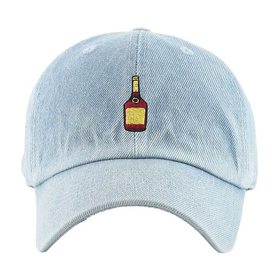 henny-bottle-dad-hat-baseball-cap