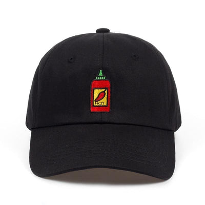 Hot Sauce Dad Hat - Dad Hats
