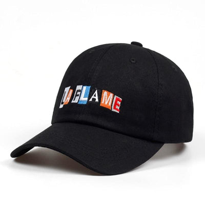 La Flame Dad Hat - Dad Hats
