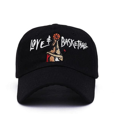 Love & Basketball Dad Hat - Dad Hats