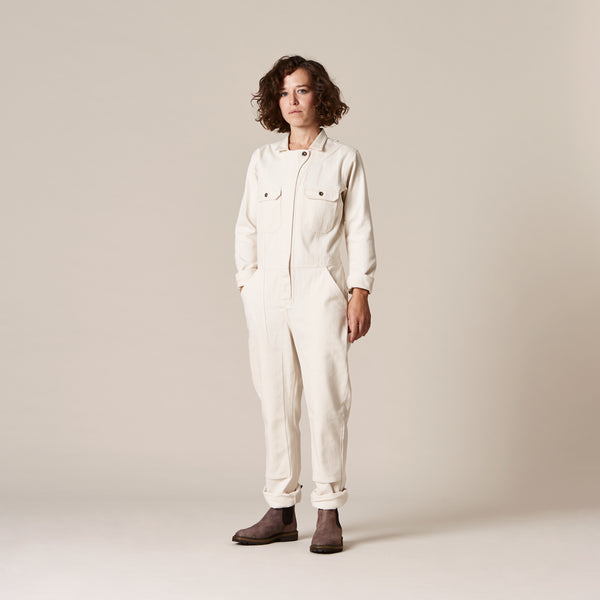 Natural Coveralls