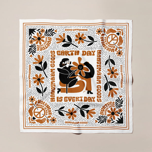 Earth Day Bandana