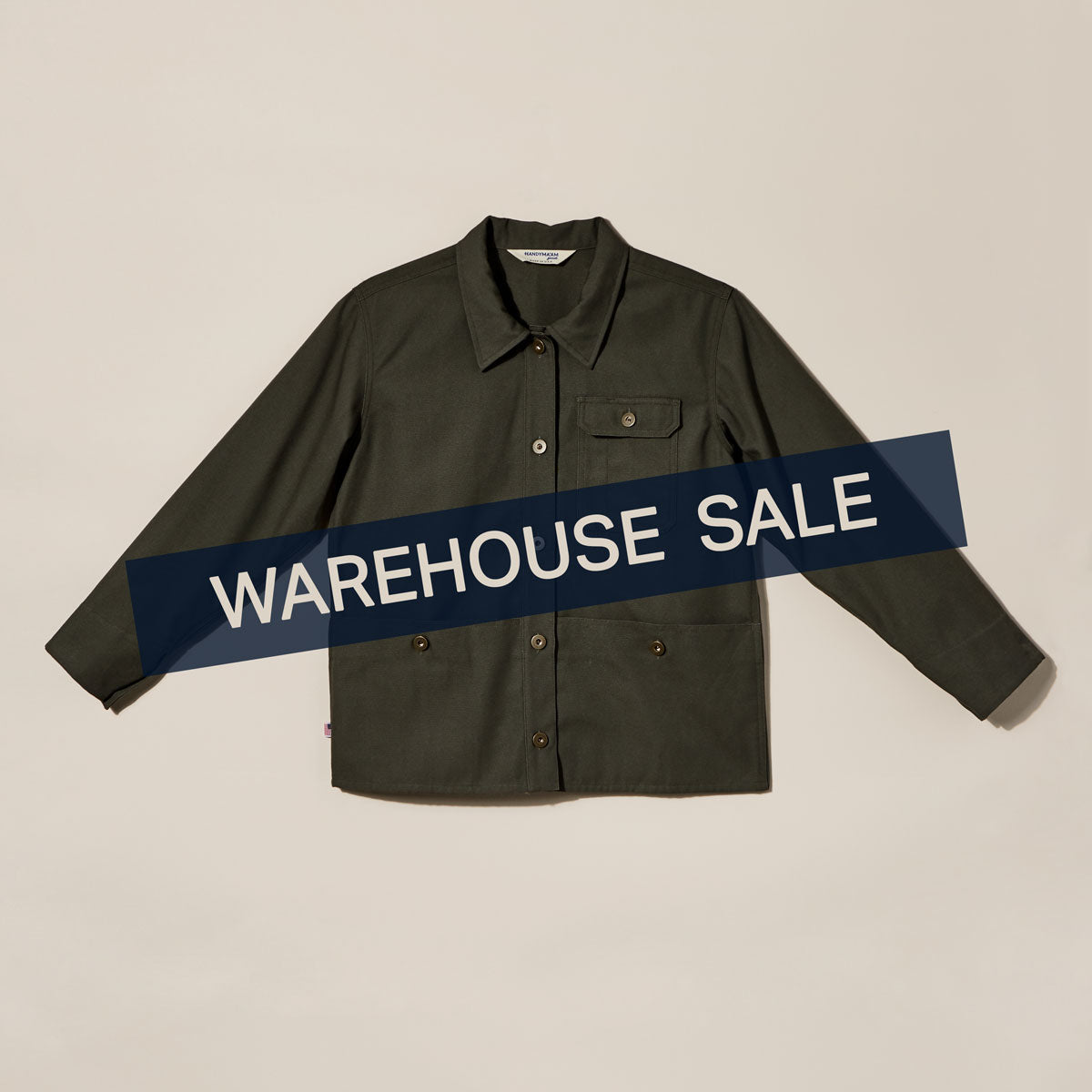 Warehouse Sale - Chore Coats