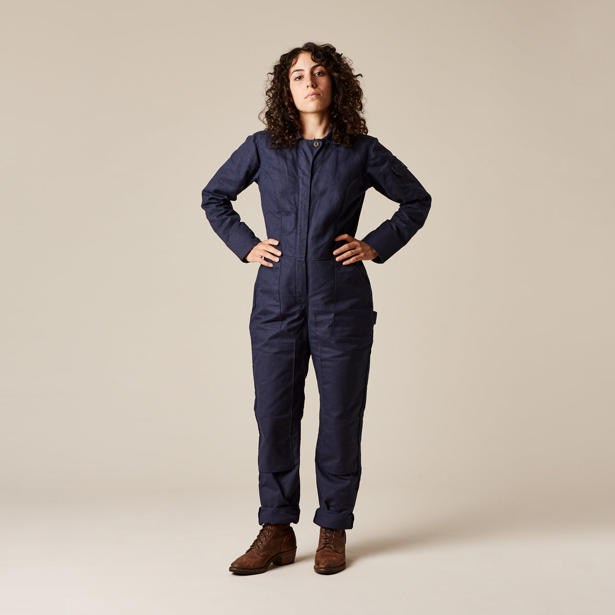 Heavyweight Coverall