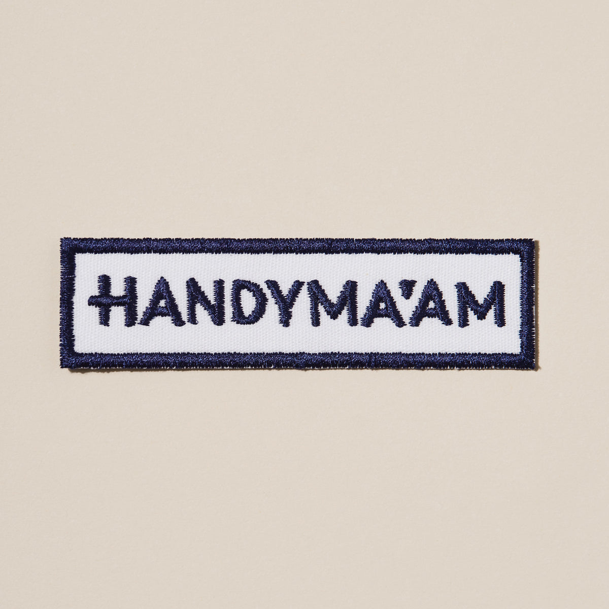 Handyma'am Patch