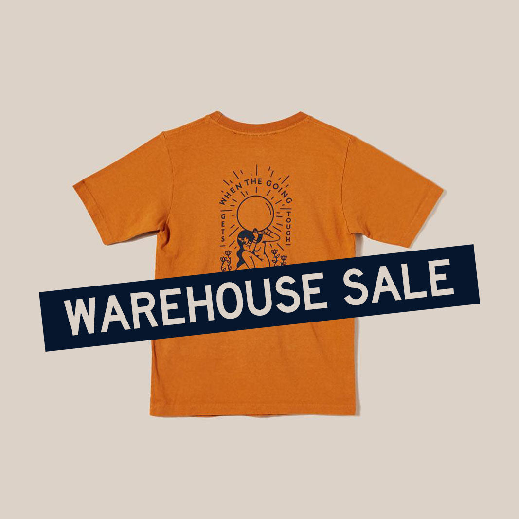 Warehouse Sale - Ma'am Up Tee