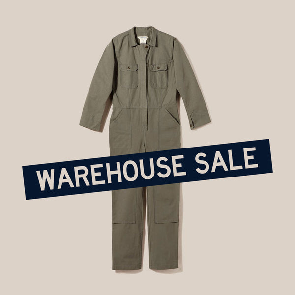Warehouse Sale - Ripstop Coveralls