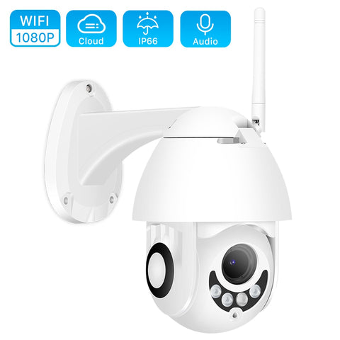 WiFI Two Way Audio Night Vision Home Surveillance Camera