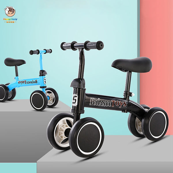 Children's Balance Bike Scooter for 1-3 Years Old