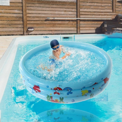 Inflatable Kids Family Swimming Pool