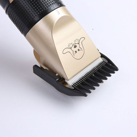 Professional Pet Dog Hair Trimmer Animal Grooming Clippers