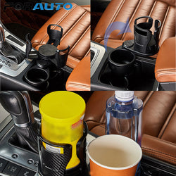 Foldable Car Cup Holder Drinking Bottle Holder Cup Stand Bracket