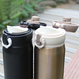 Thermos Bottle Coffee Insulated Travel Tumbler