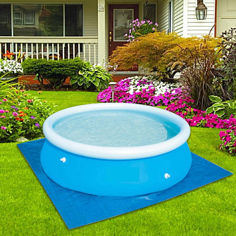 Swimming Pool Cover Cloth Cloth Bracket Pool Cover