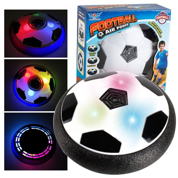 18CM Funny LED Light Flashing Soccer Ball