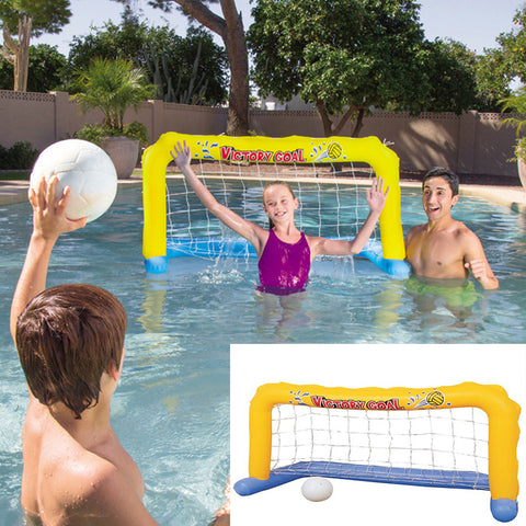 Inflatable Pool Float Toys For Adults Children Football
