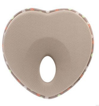 Anti Roll Memory Foam Pillow Head & Neck Support Cushion