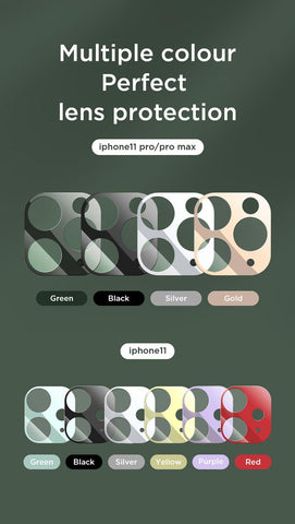 Pro Camera Protector Protective Tempered Glass For Phone