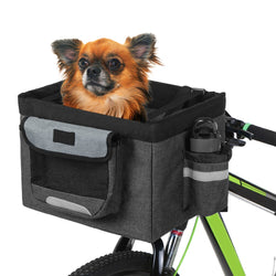 Removable Bike Pet Basket
