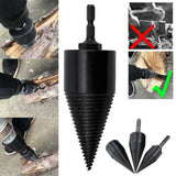 High Speed Twist Drill Bit Wood Splitter Screw Cones