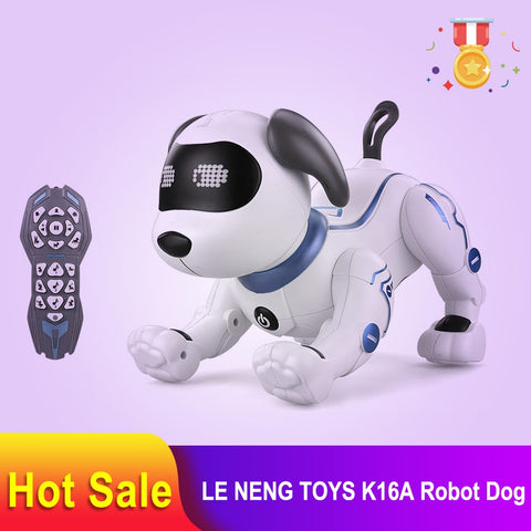 The Latest Robot Dog