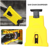 Saw Chain Fast Sharpening Stone Grinder Tools