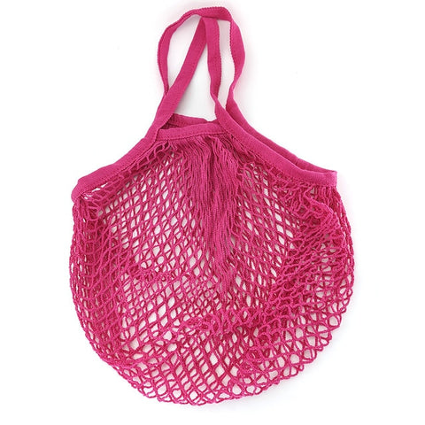 Portable Washable Eco Friendly Grocery Mesh Bags