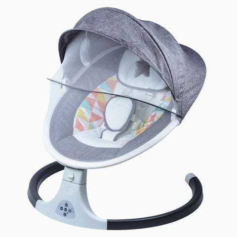 Smart Baby Swing & Bluetooth Rocker