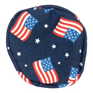 American Flag Headcover