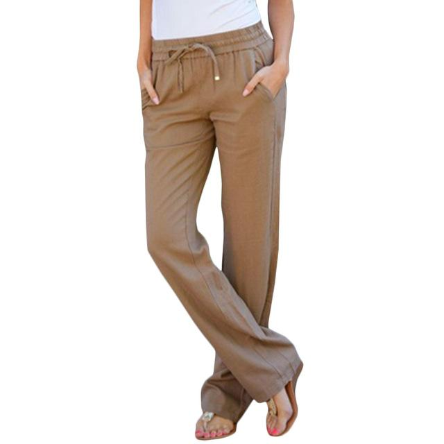 Hoissuru Ladies Pants