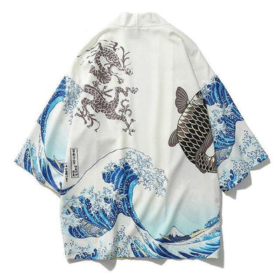 Kaiyo Men's Robe