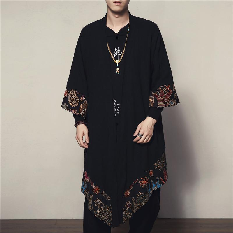Kinzoku Men's Robe