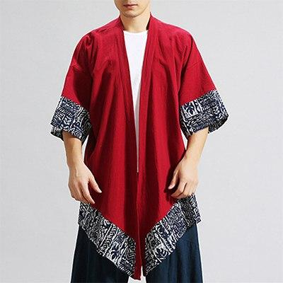 Iridotu Men's Robe