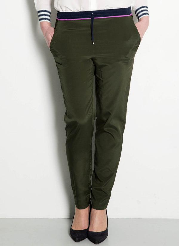 EITHNE PANTS Colour Block