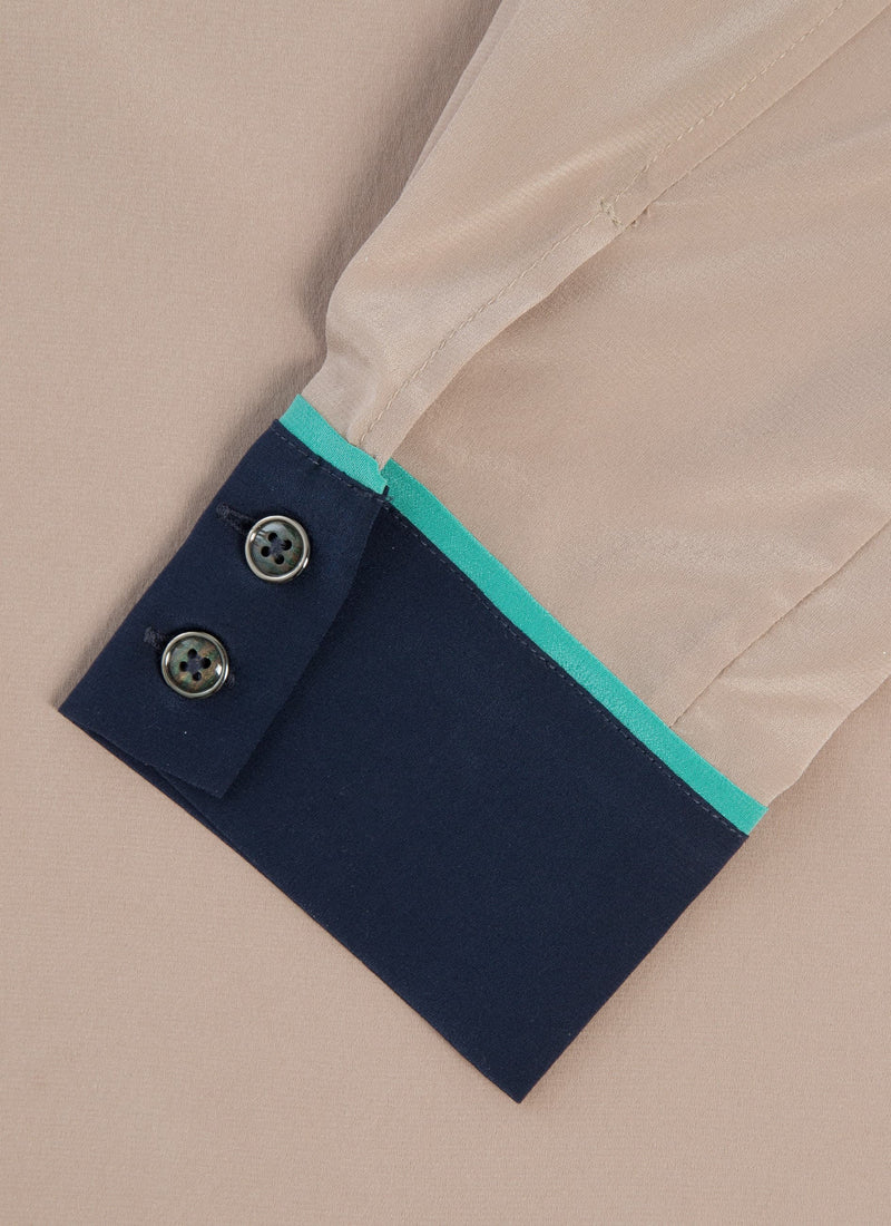 ELOISE SHIRT Colour Cuff