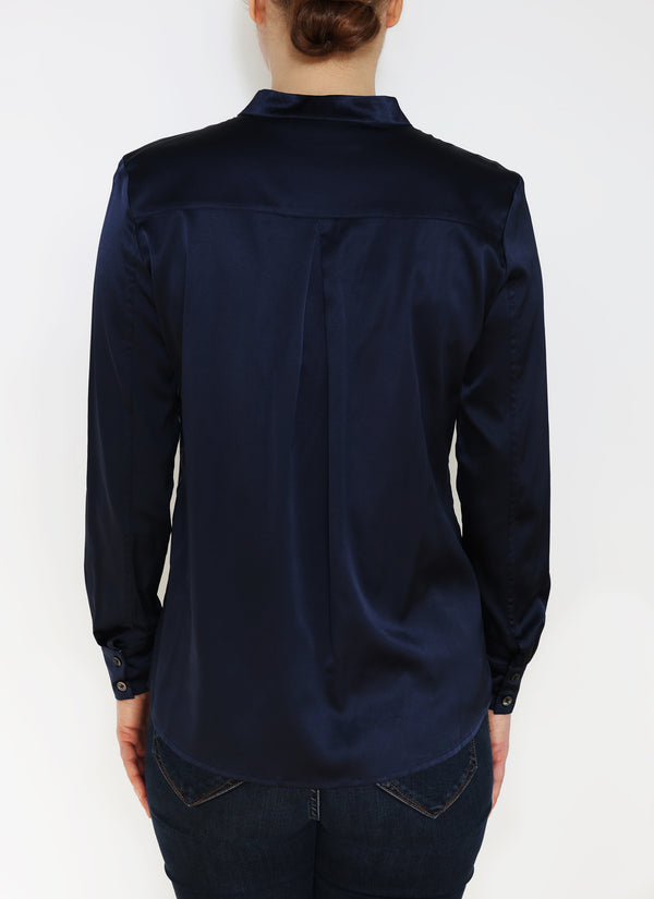 Esme Shirt, Navy