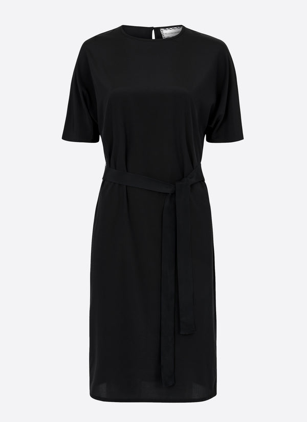LAUREL DRESS, BLACK