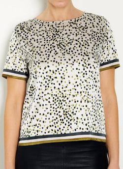MANON TEE Scatter Camouflage