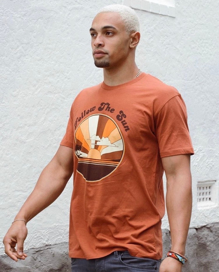 Follow the Sun - Copper (Unisex)