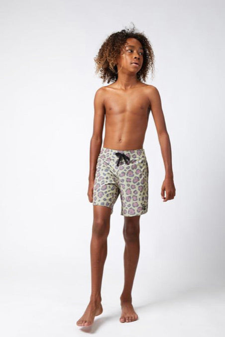 Calico Crab - Sand Boardshorts