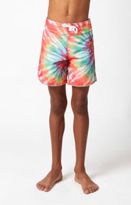 Sea Ripple - Tie Dye Boardshorts