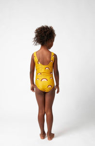 Sea Arches - Ochre Swimsuit