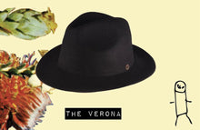 Load image into Gallery viewer, The Verona - Black