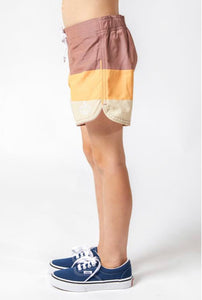 Triple Scoop - Caramel Boardshorts