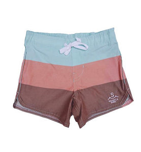 Triple Scoop - Mint Chip Boardshorts