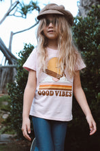 Load image into Gallery viewer, Good Vibes Tee - Pale Pink