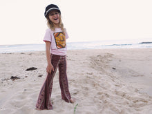 Load image into Gallery viewer, HARLOW JADE KHARMA PAISLEY BELL BOTTOMS
