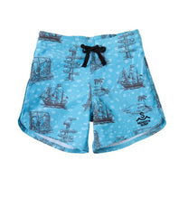 Load image into Gallery viewer, Seaesta Island - Blue Whale Boardshorts