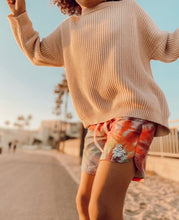 Load image into Gallery viewer, Sea Ripple - Tie Dye Boardshorts