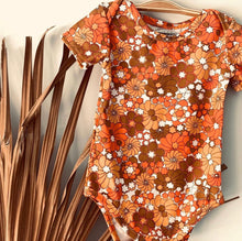 Load image into Gallery viewer, Zimi Sleep Suit - Clementine